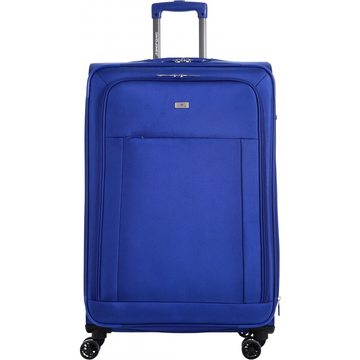 valise souple extensible david jones taille g 79 cm tsa. Black Bedroom Furniture Sets. Home Design Ideas