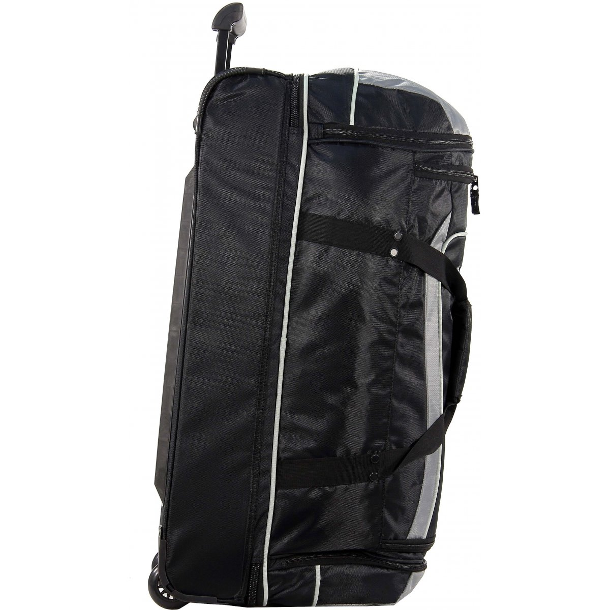 sac de voyage roulettes david jones ba6010 1 couleur principale noir promotion. Black Bedroom Furniture Sets. Home Design Ideas