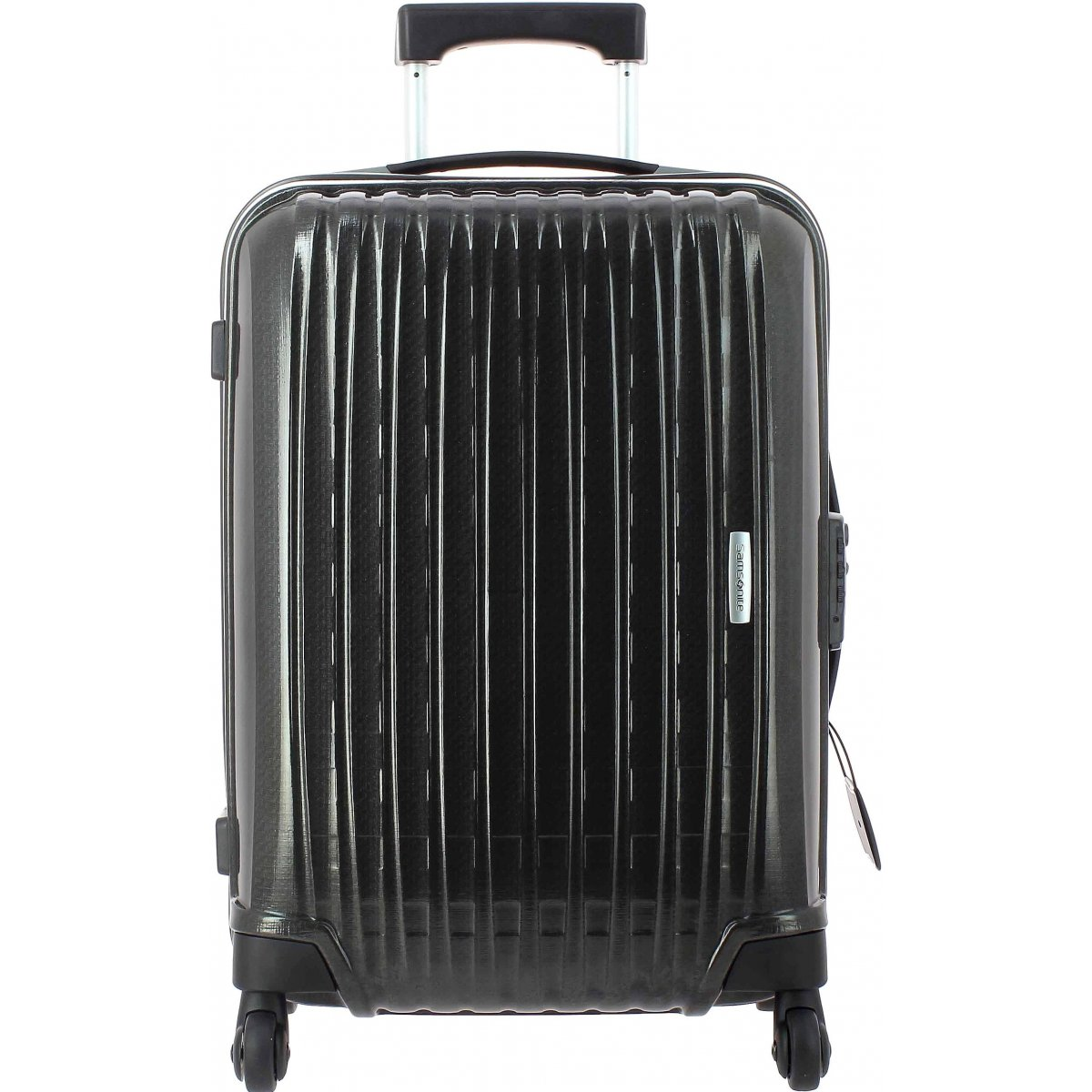 valise cabine chronolite spinner 55 20 samsonite. Black Bedroom Furniture Sets. Home Design Ideas