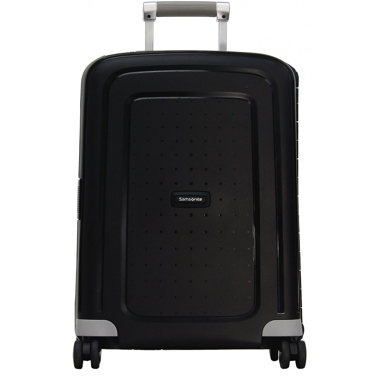 valise cabine samsonite s 39 cure spinner 55cm scure39. Black Bedroom Furniture Sets. Home Design Ideas