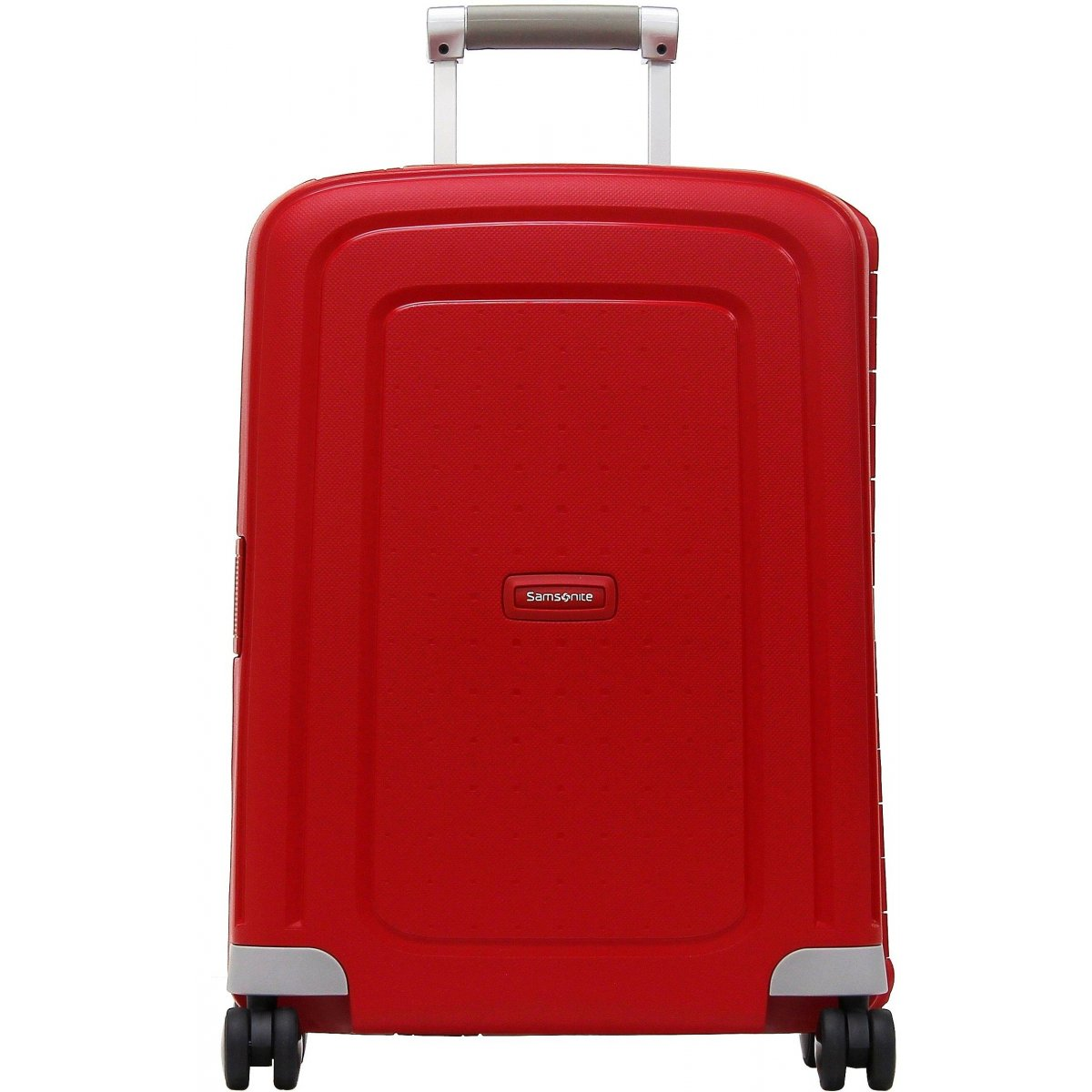 valise cabine samsonite s 39 cure spinner 55cm scure39 couleur principale rouge valise pas. Black Bedroom Furniture Sets. Home Design Ideas