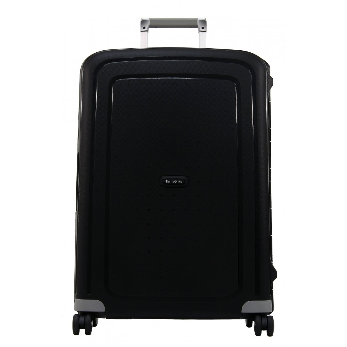 valise samsonite s cure spinner 69 cm scure07 couleur principale noir valise pas cher. Black Bedroom Furniture Sets. Home Design Ideas