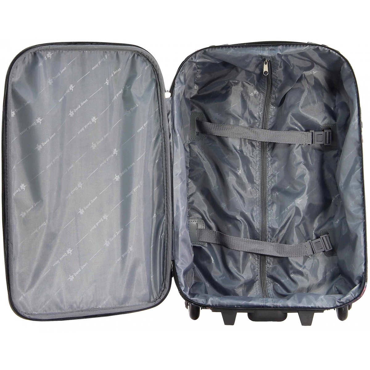 Valise cabine ryanair et reporter david jones ba10082 couleur principale - Valise a prix discount ...
