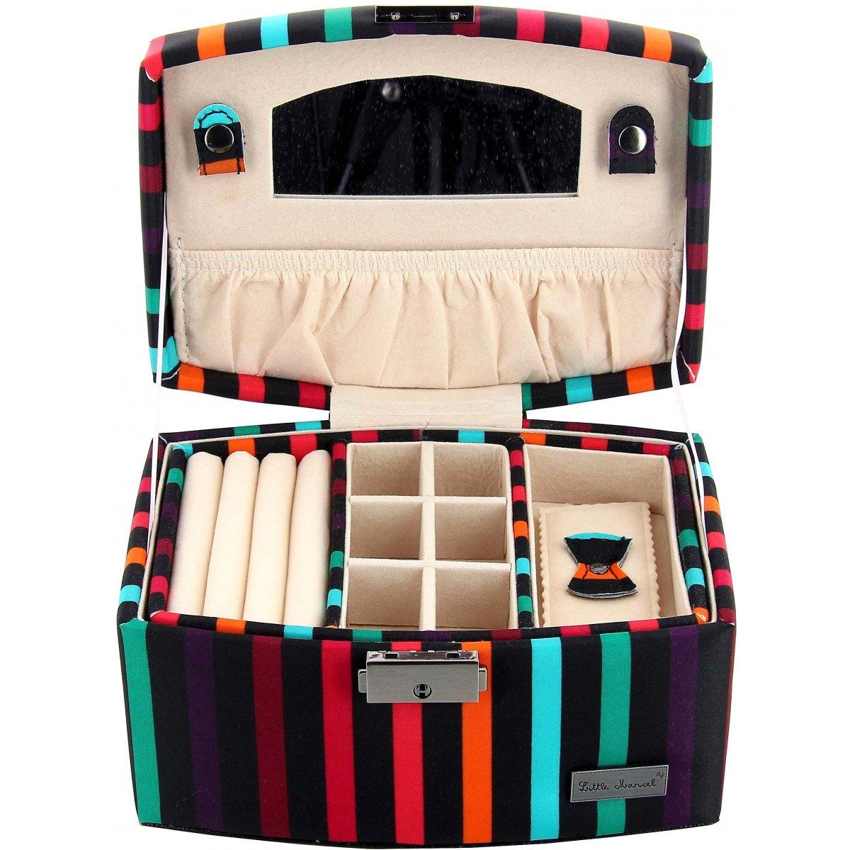 coffret bijoux little marcel candice couleur principale 75 promotion. Black Bedroom Furniture Sets. Home Design Ideas