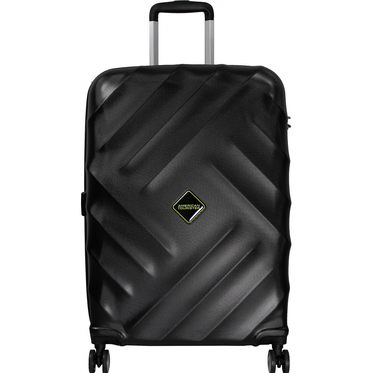 valise crystal glow spinner 66 24 tsa american tourister. Black Bedroom Furniture Sets. Home Design Ideas
