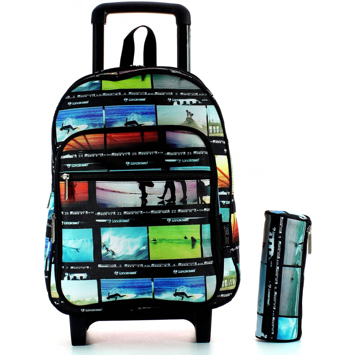 sac dos scolaire roulettes longboard trousse offerte 1506surf couleur principale. Black Bedroom Furniture Sets. Home Design Ideas