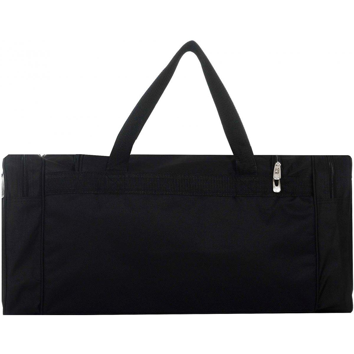 sac de voyage sport les sacs de krlot hkg0085 couleur principale noir. Black Bedroom Furniture Sets. Home Design Ideas