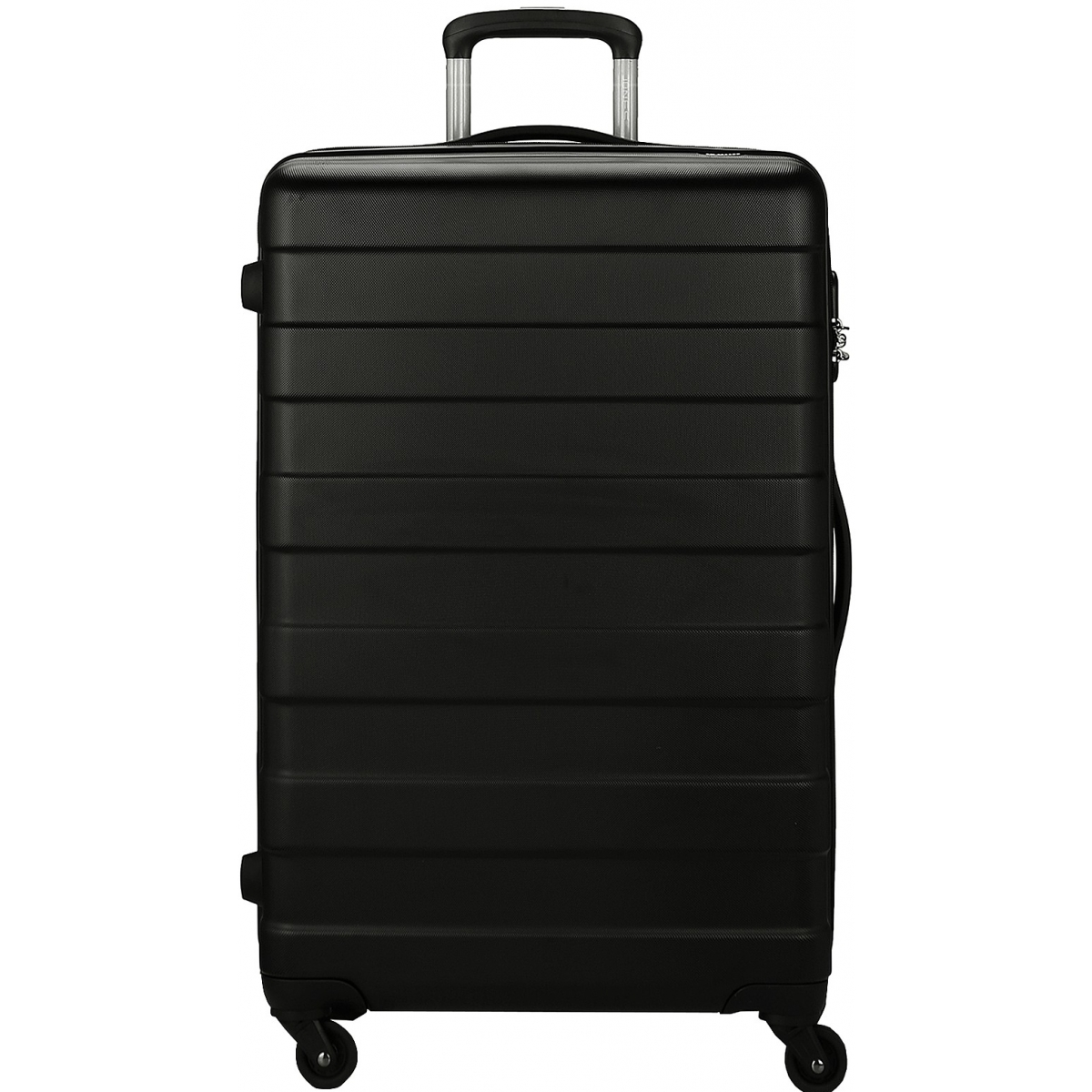 valise rigide david jones 76cm ba10161g couleur principale black valise pas cher. Black Bedroom Furniture Sets. Home Design Ideas