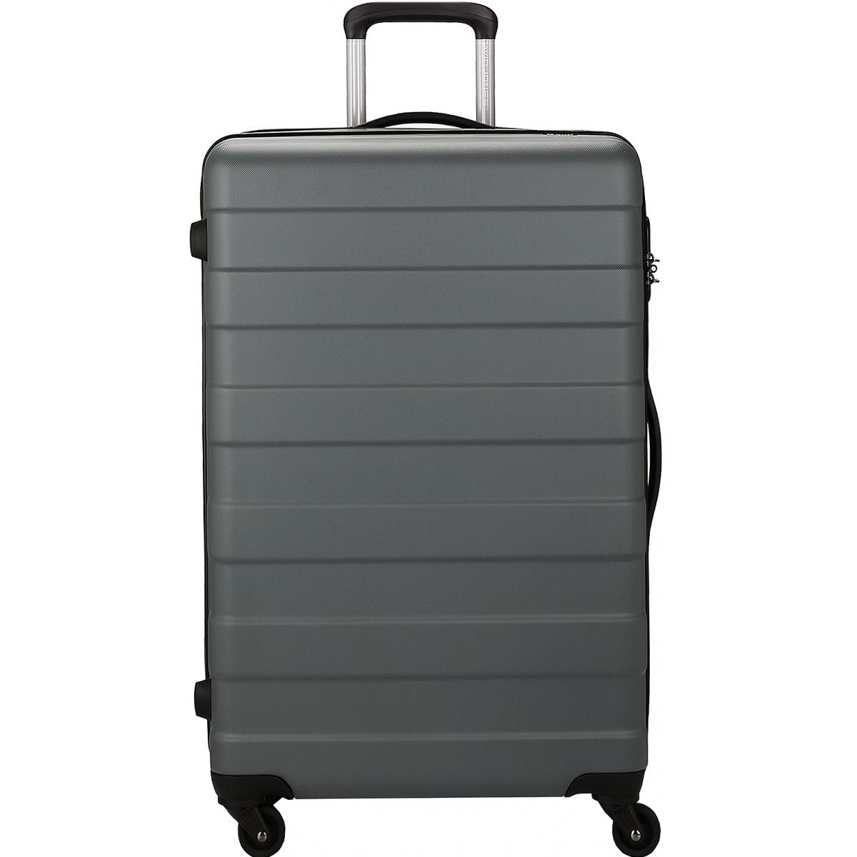 Valise rigide david jones 76cm ba10161g couleur - Valise a prix discount ...