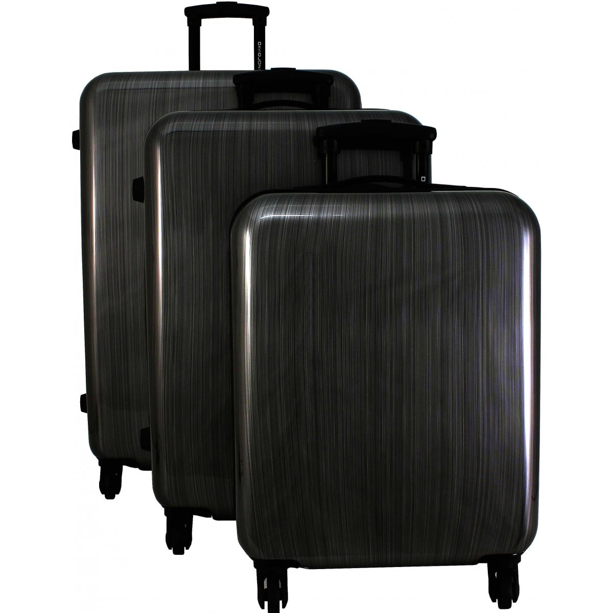 lot 3 valises dont 1 cabine ryanair david jones ba20593. Black Bedroom Furniture Sets. Home Design Ideas