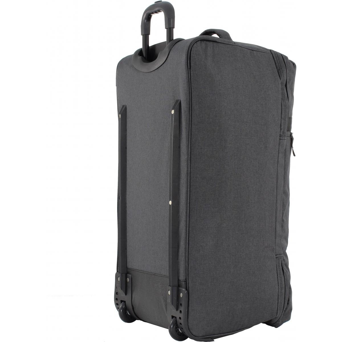 sac de voyage roulettes david jones taille l ba60251l couleur principale noir promotion. Black Bedroom Furniture Sets. Home Design Ideas