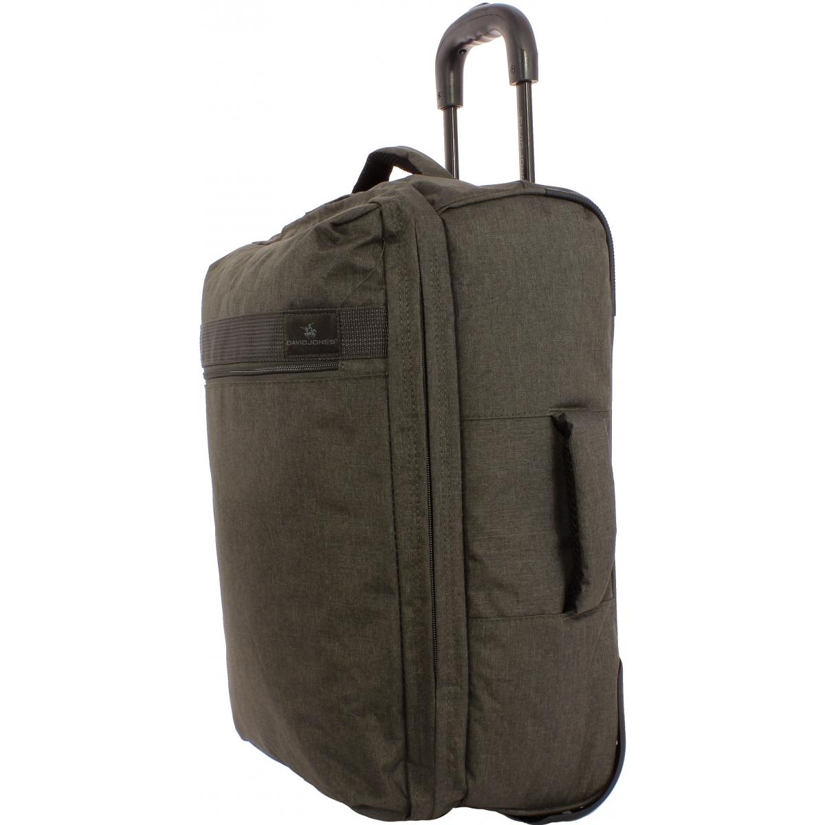 sac de voyage roulettes david jones taille s ba60251s. Black Bedroom Furniture Sets. Home Design Ideas
