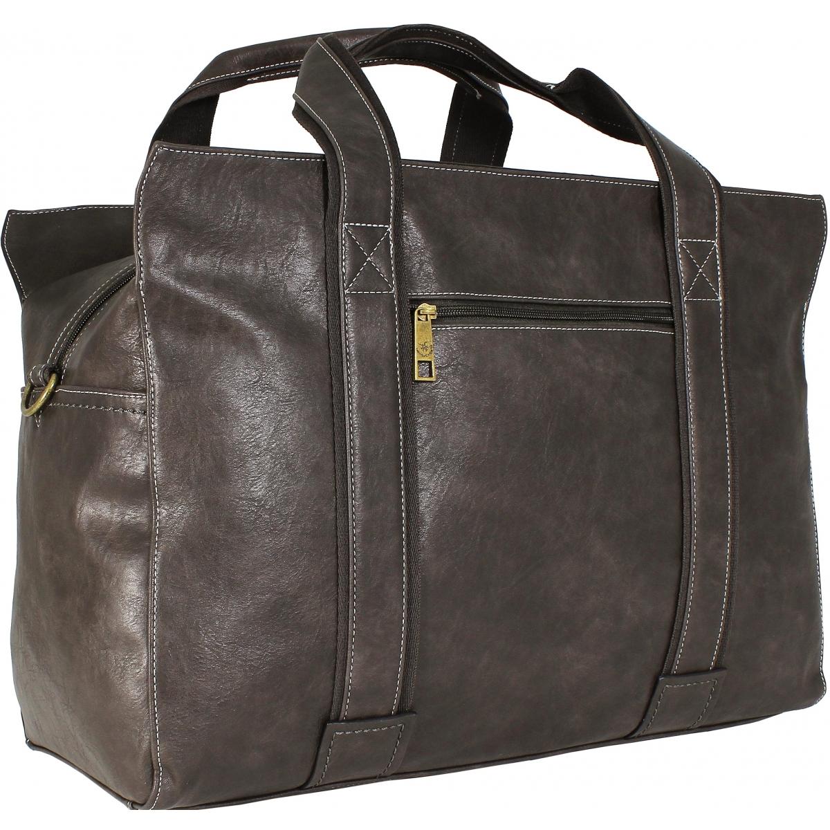sac de voyage 48h david jones djcm20801a couleur principale d grey. Black Bedroom Furniture Sets. Home Design Ideas