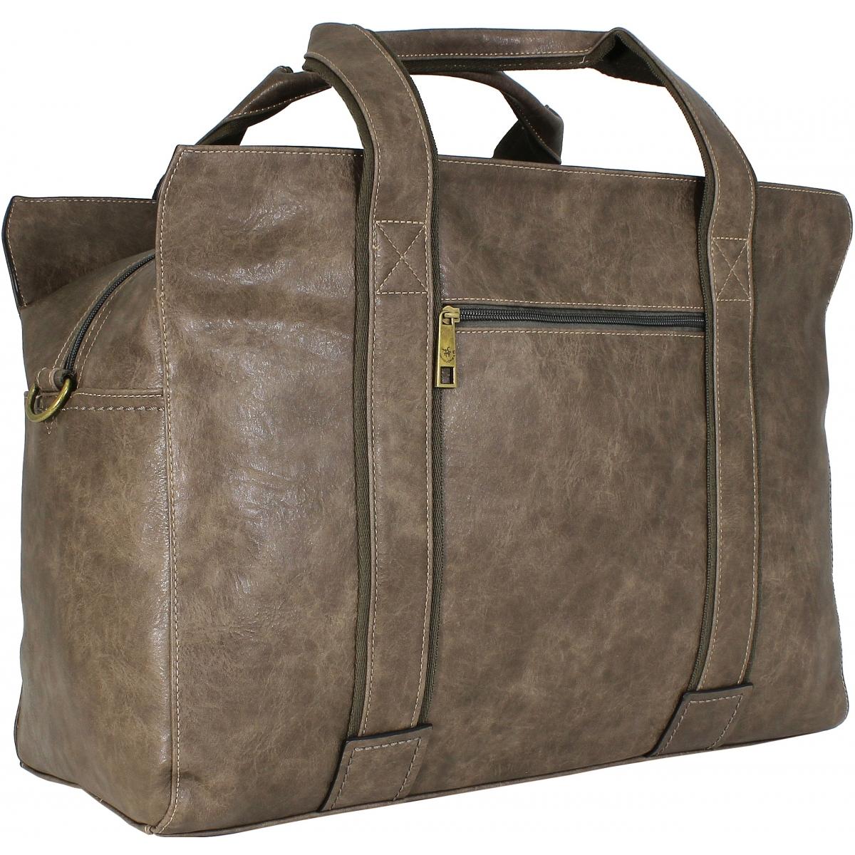 sac de voyage 48h david jones djcm20801a couleur d. Black Bedroom Furniture Sets. Home Design Ideas