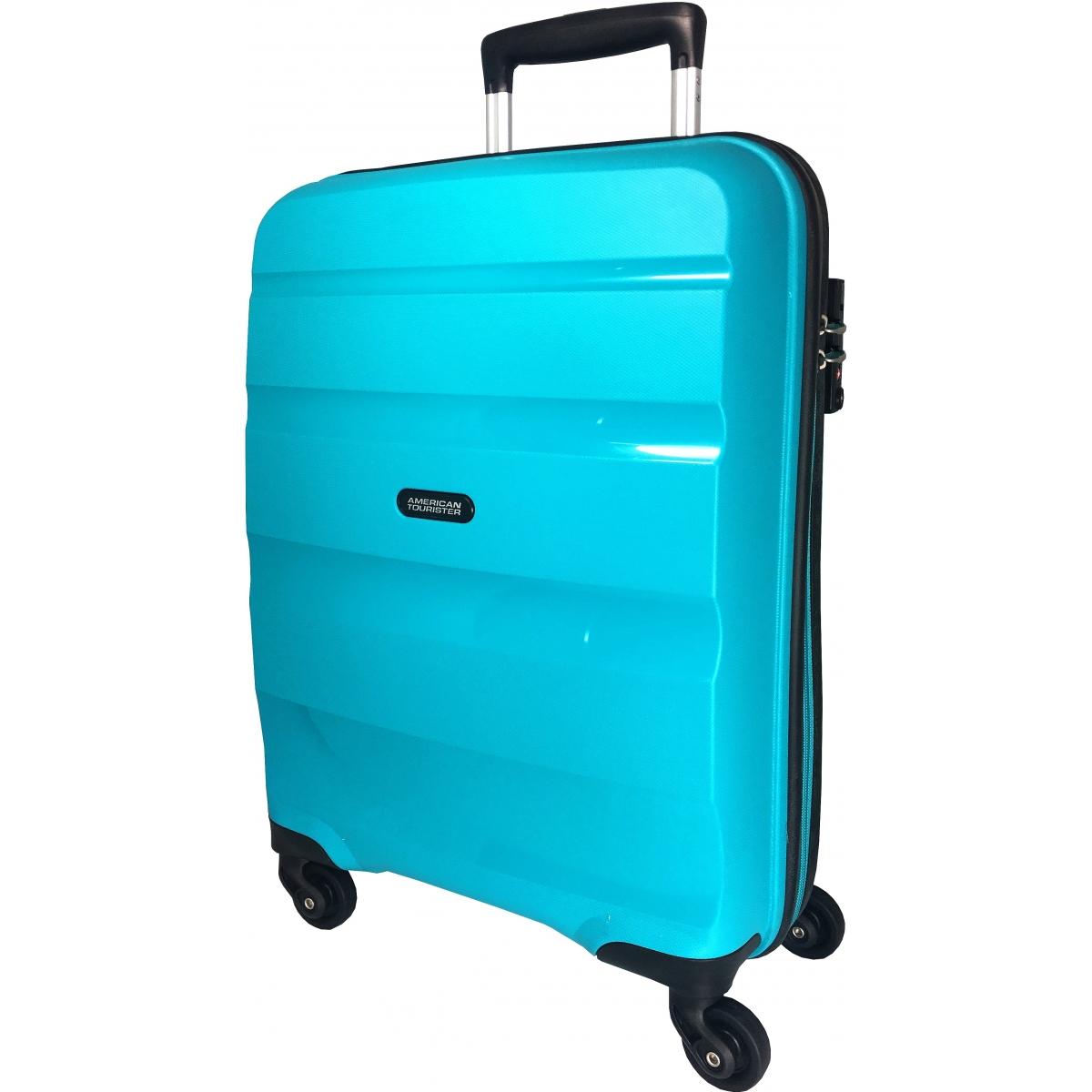 valise cabine bon air american tourister 55 cm turquoise bonair22 turquoise couleur. Black Bedroom Furniture Sets. Home Design Ideas