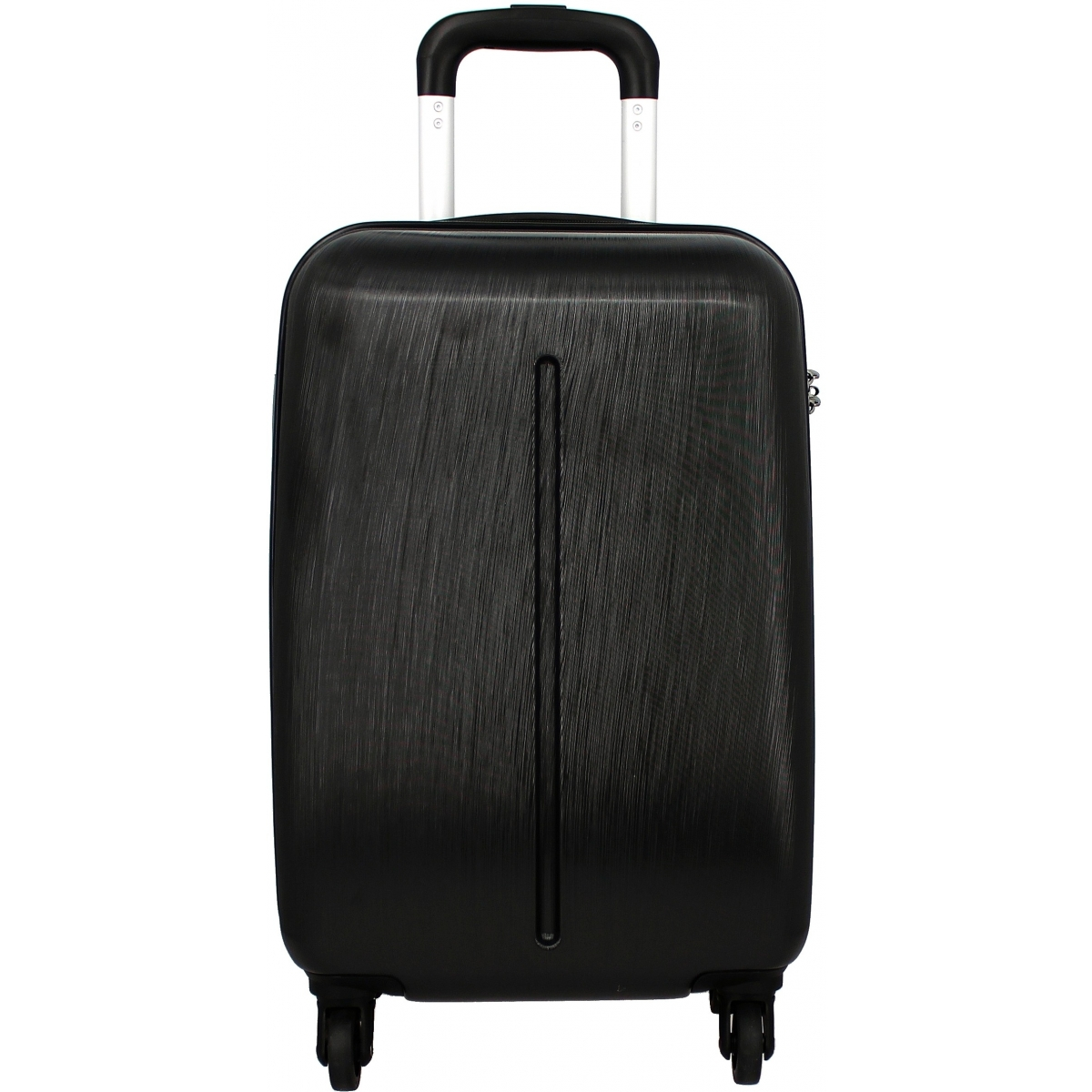 valise cabine ryanair david jones 54 5 cm tsa ba10141p couleur principale noir promotion. Black Bedroom Furniture Sets. Home Design Ideas