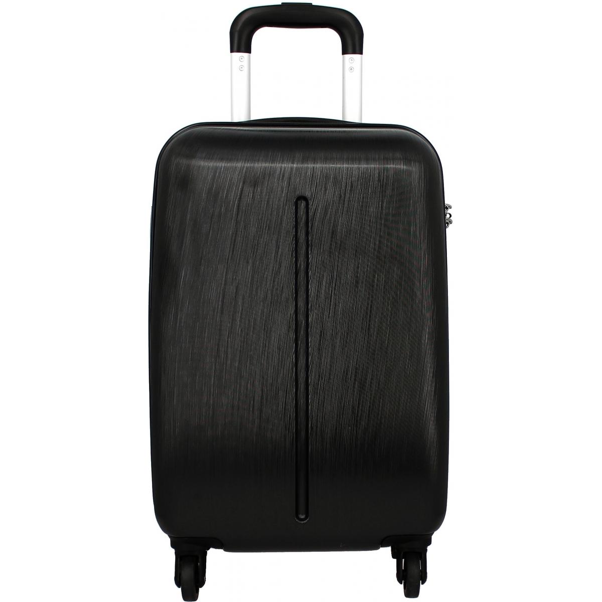 Valise cabine ryanair david jones 54 5 cm tsa ba10141p couleur principale noir solde - Valise cabine pas cher leclerc ...