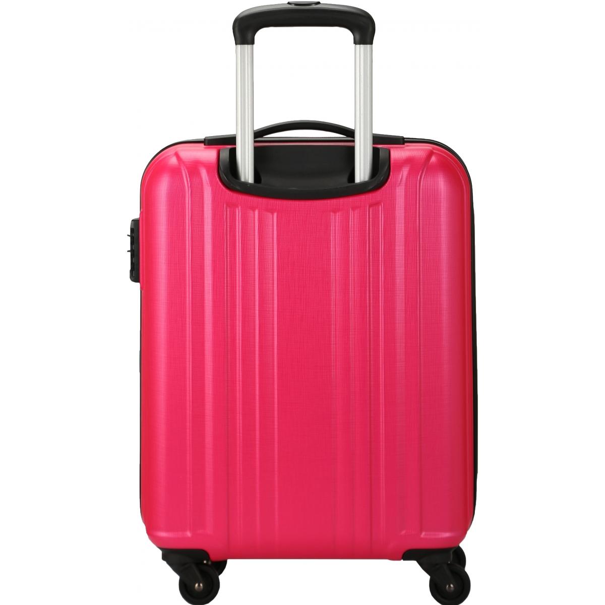 valise cabine rigide david jones 55cm ba10171p couleur. Black Bedroom Furniture Sets. Home Design Ideas