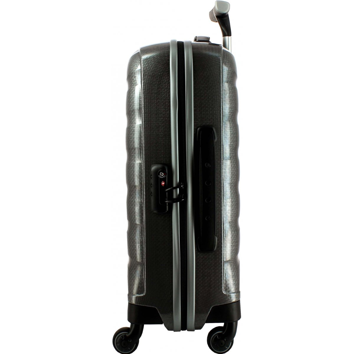 valise cabine samsonite firelite spinner 55cm firelite59 couleur principale gris eclipse. Black Bedroom Furniture Sets. Home Design Ideas