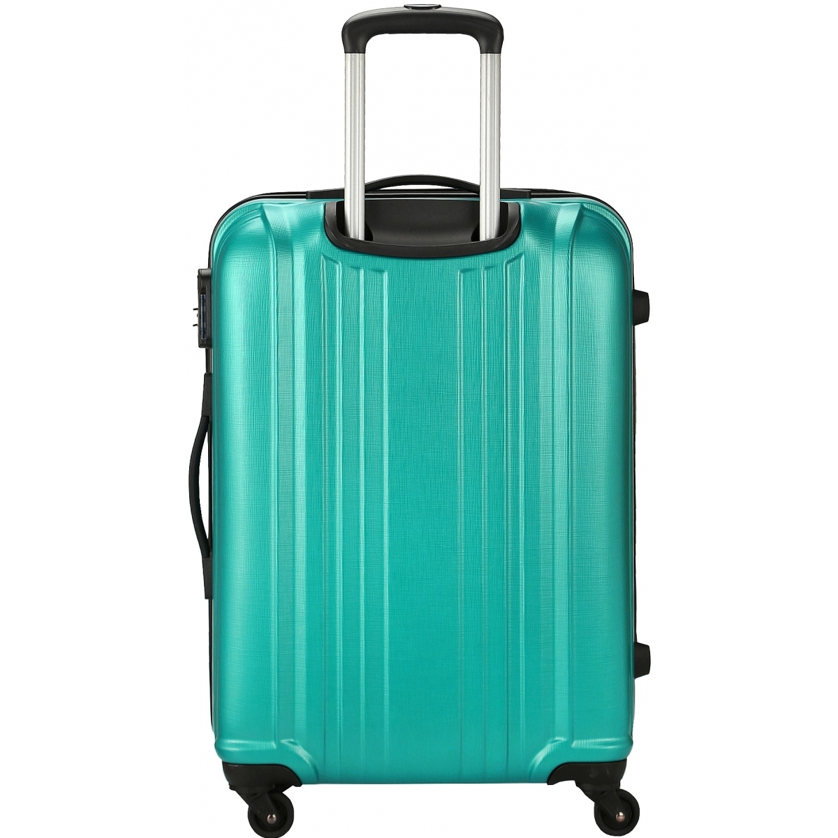 valise rigide david jones taille m 66cm ba10171m couleur principale turquoise valise pas. Black Bedroom Furniture Sets. Home Design Ideas