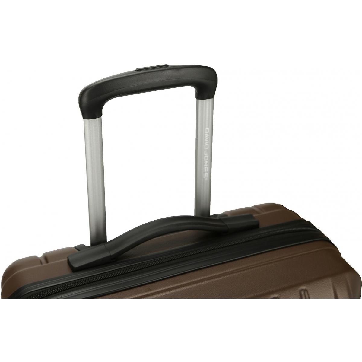 valise rigide david jones taille g 76cm ba10151g. Black Bedroom Furniture Sets. Home Design Ideas