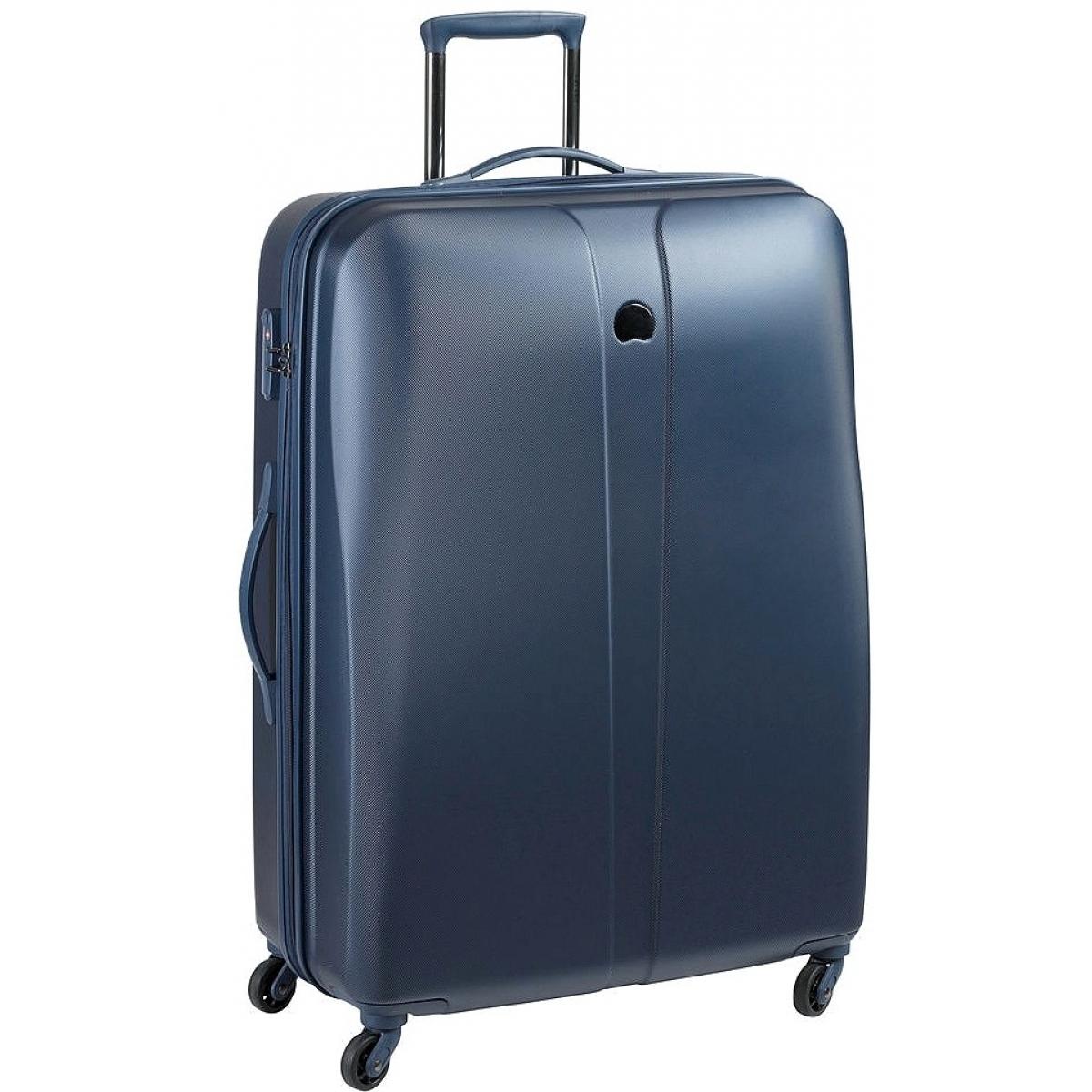 valise delsey schedule 2 grande taille 76 cm marine schedule2 821 m couleur principale. Black Bedroom Furniture Sets. Home Design Ideas