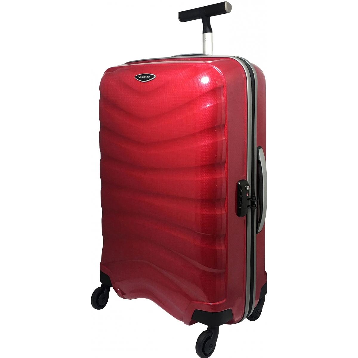 valise samsonite firelite spinner 81 cm taille xl rouge firelite84 couleur principale. Black Bedroom Furniture Sets. Home Design Ideas