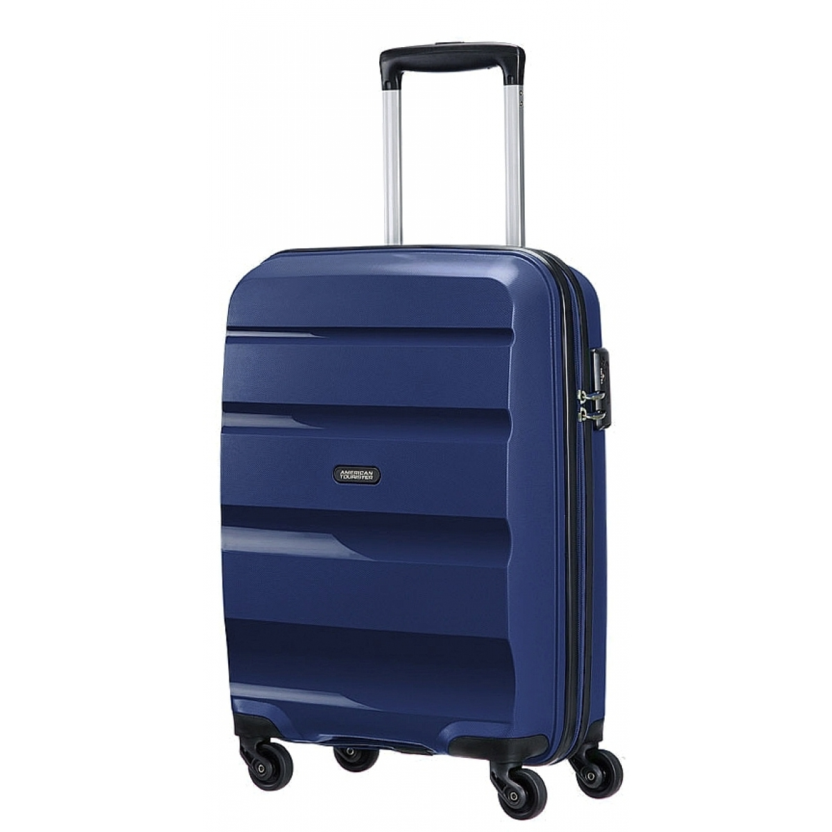 valise cabine bon air american tourister 55cm bonair22 couleur principale navy valise. Black Bedroom Furniture Sets. Home Design Ideas