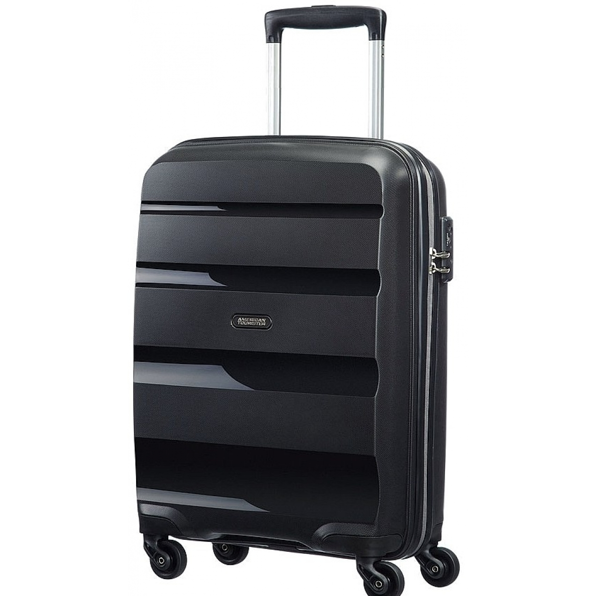 valise cabine bon air american tourister 55cm bonair22 couleur principale noir valise. Black Bedroom Furniture Sets. Home Design Ideas
