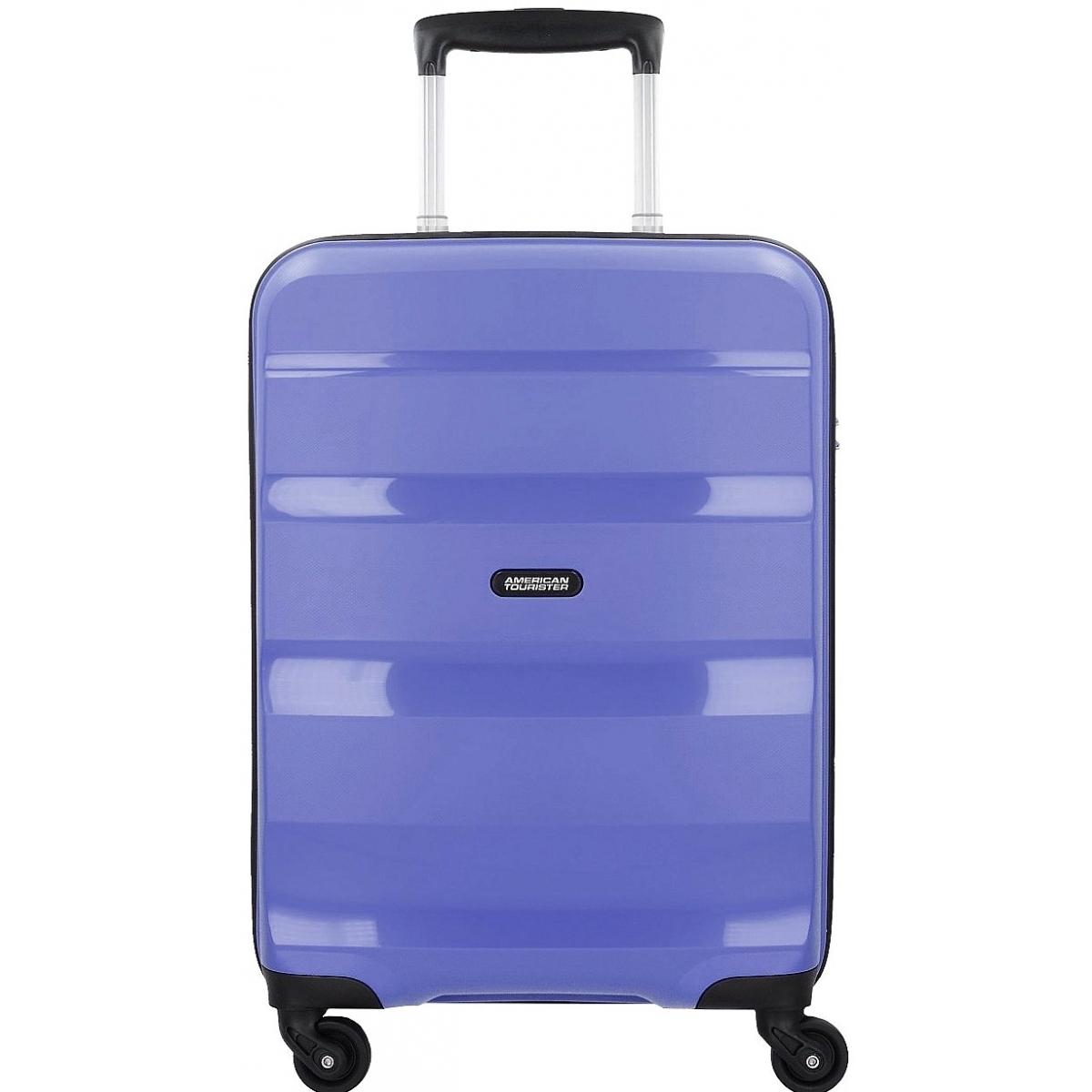 valise cabine bon air american tourister 55cm bonair22 couleur principale purple valise. Black Bedroom Furniture Sets. Home Design Ideas