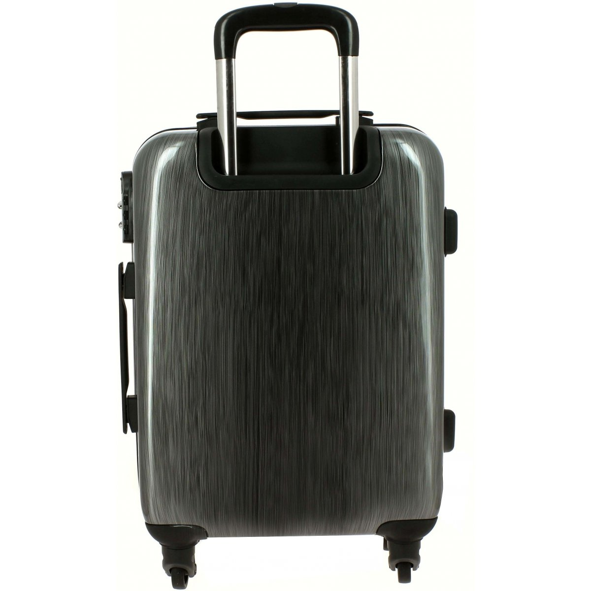 valise cabine ryanair david jones ba20591p couleur principale black fabric promotion. Black Bedroom Furniture Sets. Home Design Ideas
