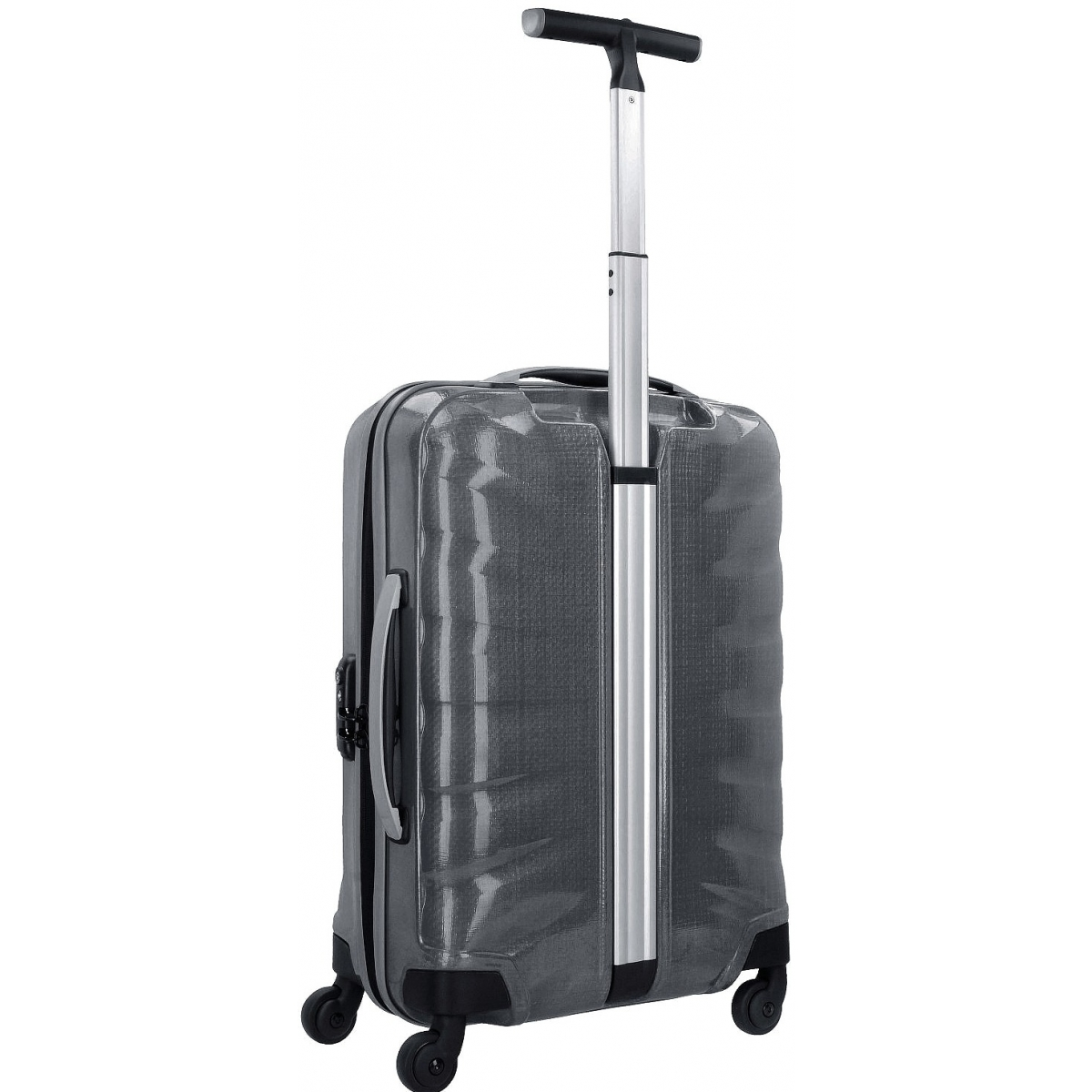 valise samsonite firelite spinner 55 cm gris firelite77 couleur principale gris 11. Black Bedroom Furniture Sets. Home Design Ideas