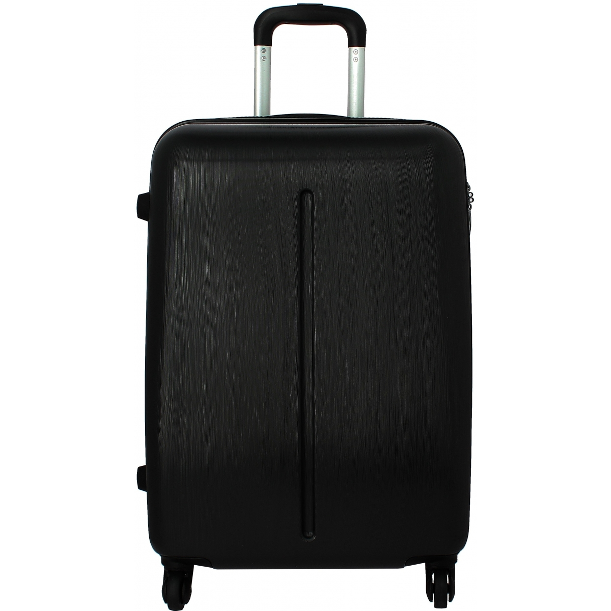 valise rigide david jones taille m 65 cm tsa ba10141m couleur principale noir promotion. Black Bedroom Furniture Sets. Home Design Ideas