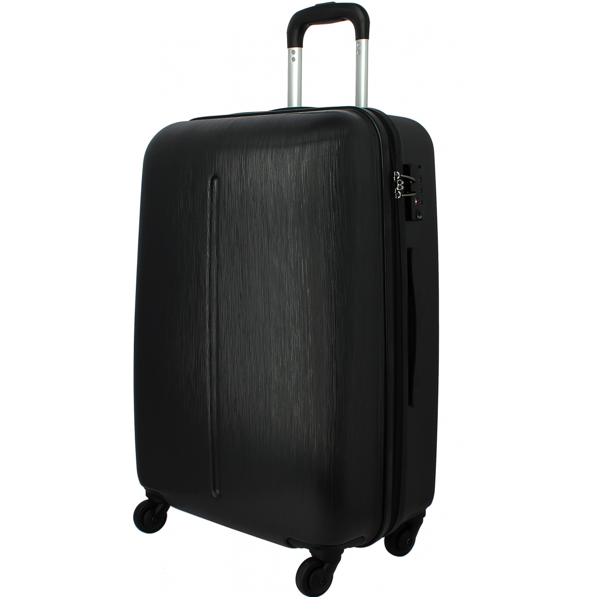 valise rigide david jones taille m 65 cm tsa ba10141m. Black Bedroom Furniture Sets. Home Design Ideas