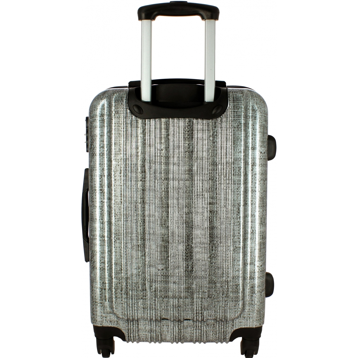 valise rigide abs david jones 65 cm ba20641m couleur. Black Bedroom Furniture Sets. Home Design Ideas