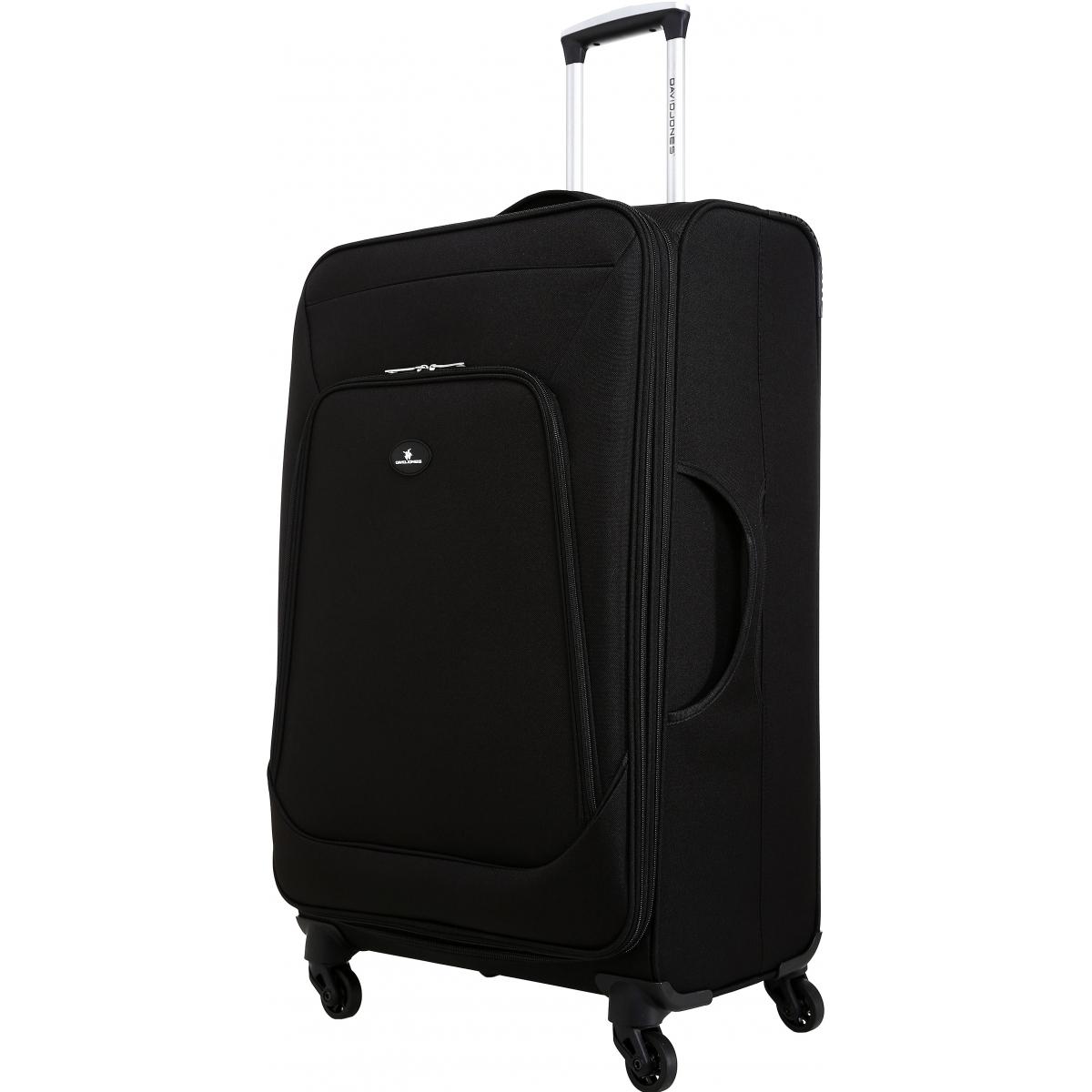 valise souple extensible david jones 67 cm taille m. Black Bedroom Furniture Sets. Home Design Ideas