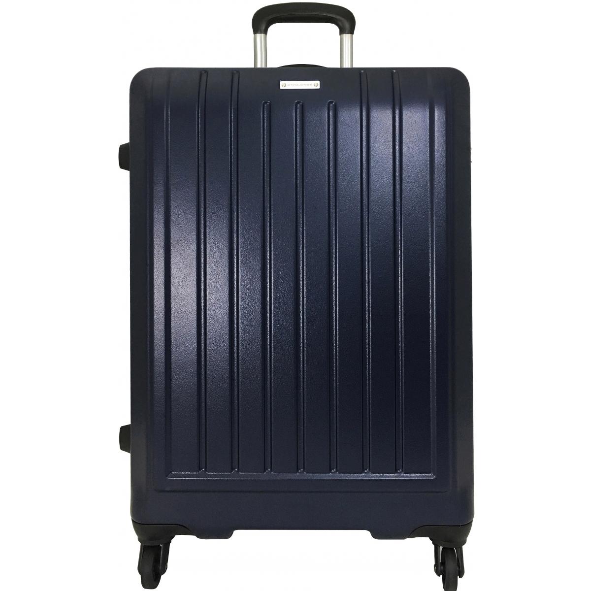 Valise Grande Taille Pas Cher : valise rigide david jones abs 76 cm grande taille ba10151g bleu couleur principale blue ~ Melissatoandfro.com Idées de Décoration