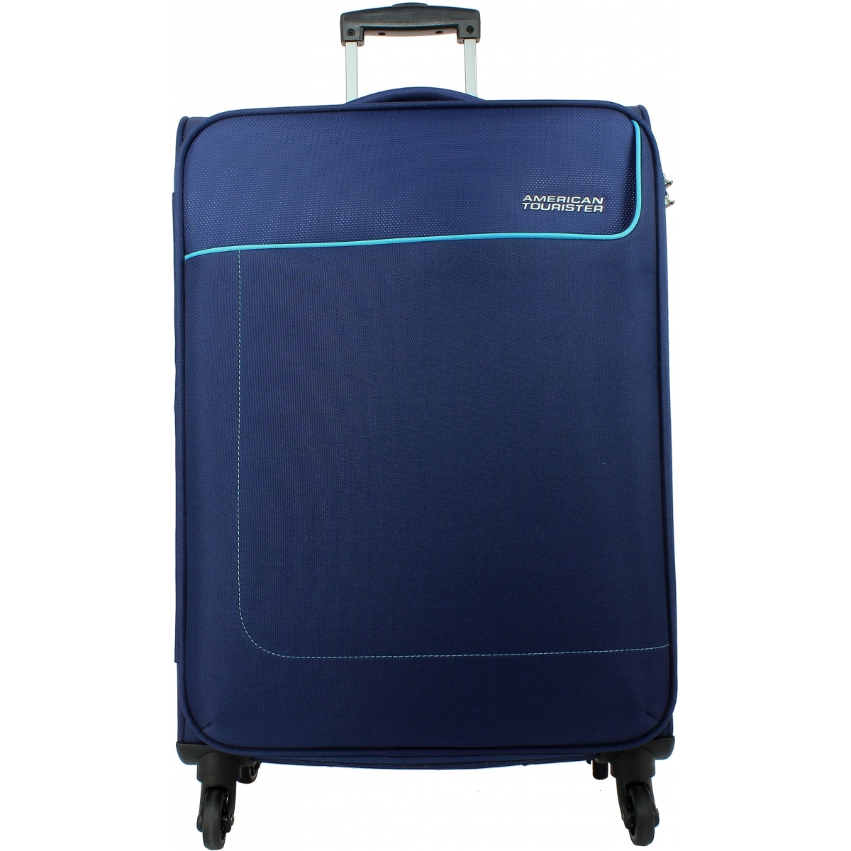 valise american tourister funshine 66cm funshine08 couleur principale orion blue solde. Black Bedroom Furniture Sets. Home Design Ideas
