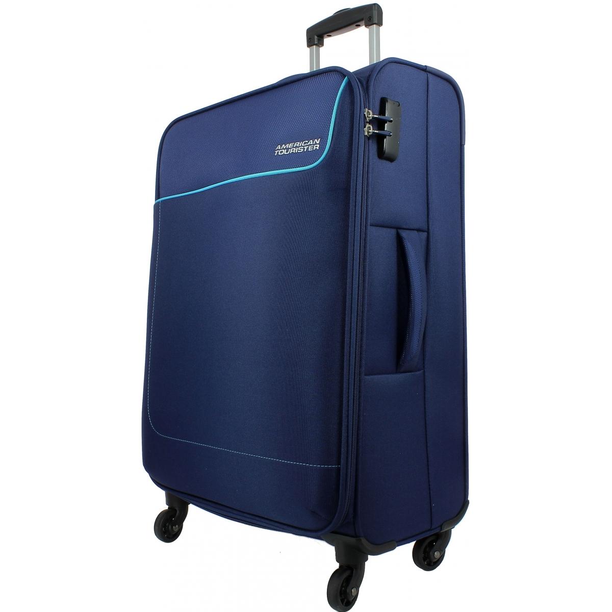 valise american tourister funshine spinner l 79 cm funshine09 couleur principale orion. Black Bedroom Furniture Sets. Home Design Ideas