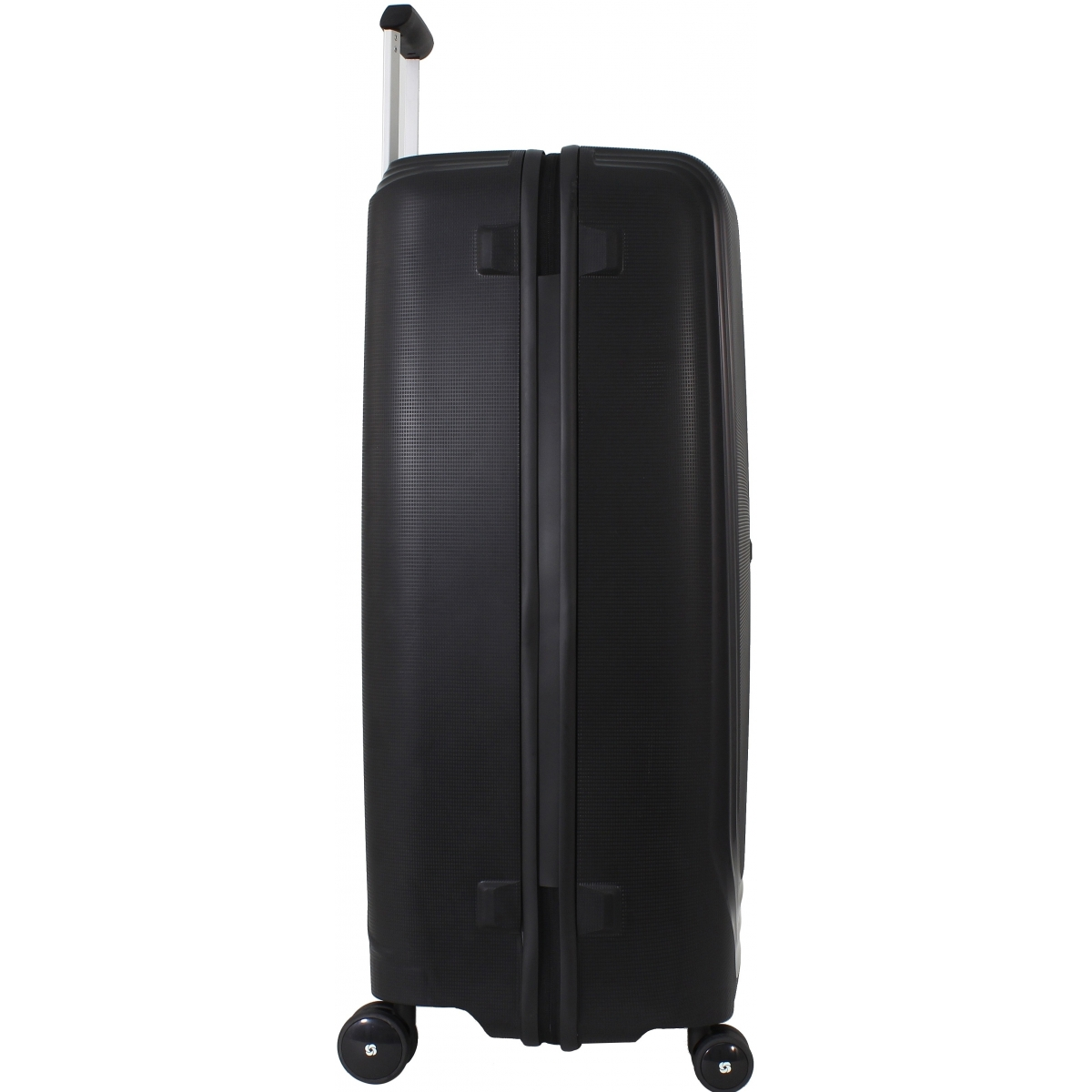 valise optic spinner 75 28 samsonite optic88 couleur principale noir valise pas cher. Black Bedroom Furniture Sets. Home Design Ideas
