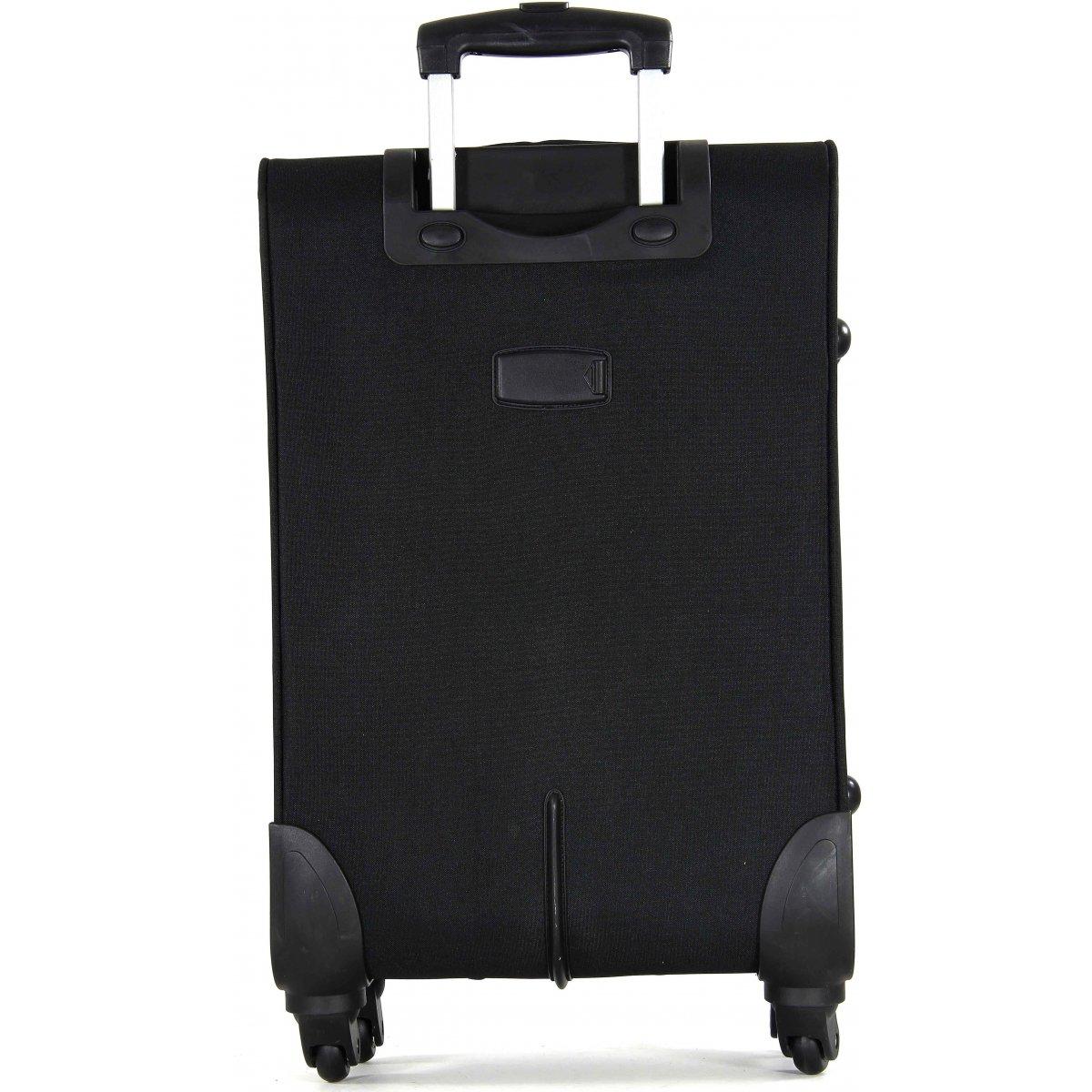 valise souple david jones 76cm r20031g couleur. Black Bedroom Furniture Sets. Home Design Ideas