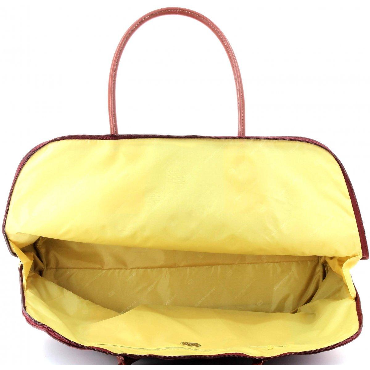 sac de voyage 48h david jones 77777c couleur principale vert promotion. Black Bedroom Furniture Sets. Home Design Ideas
