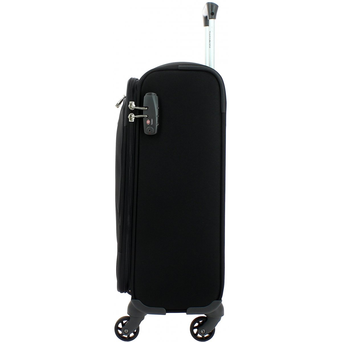 valise cabine samsonite ncs arnavon spinners ncsarnavon00 couleur principale noir solde. Black Bedroom Furniture Sets. Home Design Ideas