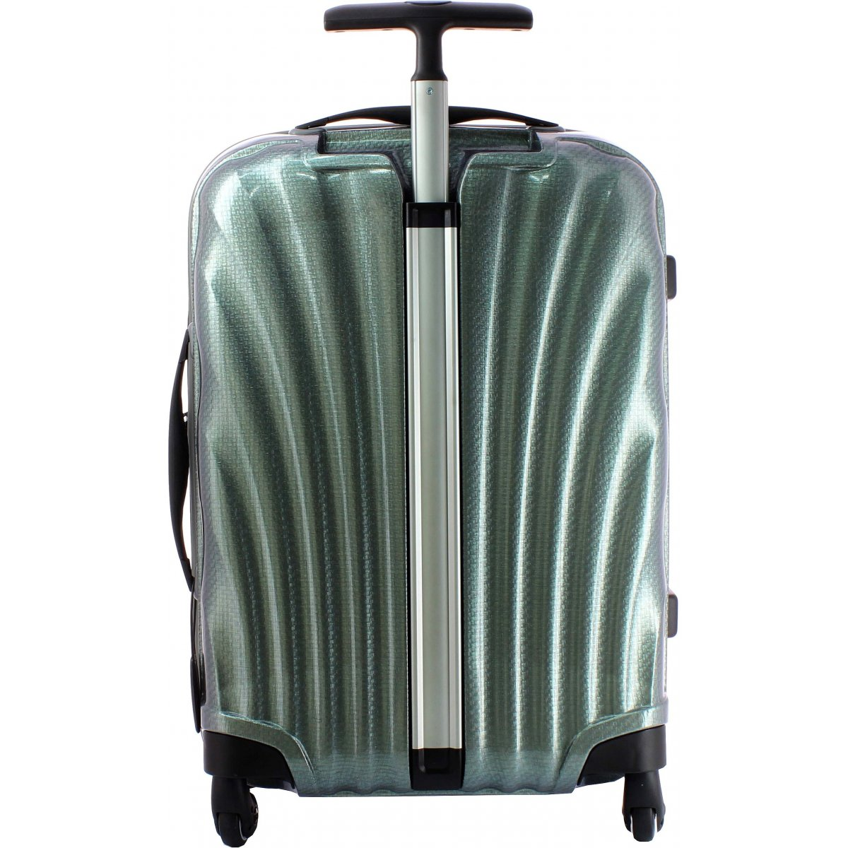 valise cabine samsonite cosmolite spinner 55 cm cosmolite49 couleur principale vert. Black Bedroom Furniture Sets. Home Design Ideas