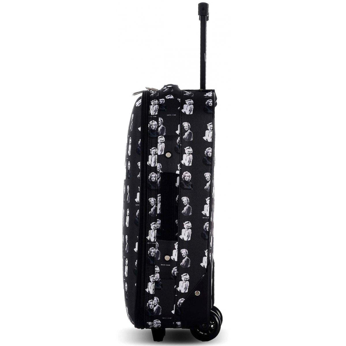 valise cabine ryanair et reporter david jones ba10032 couleur principale marilyn monroe. Black Bedroom Furniture Sets. Home Design Ideas