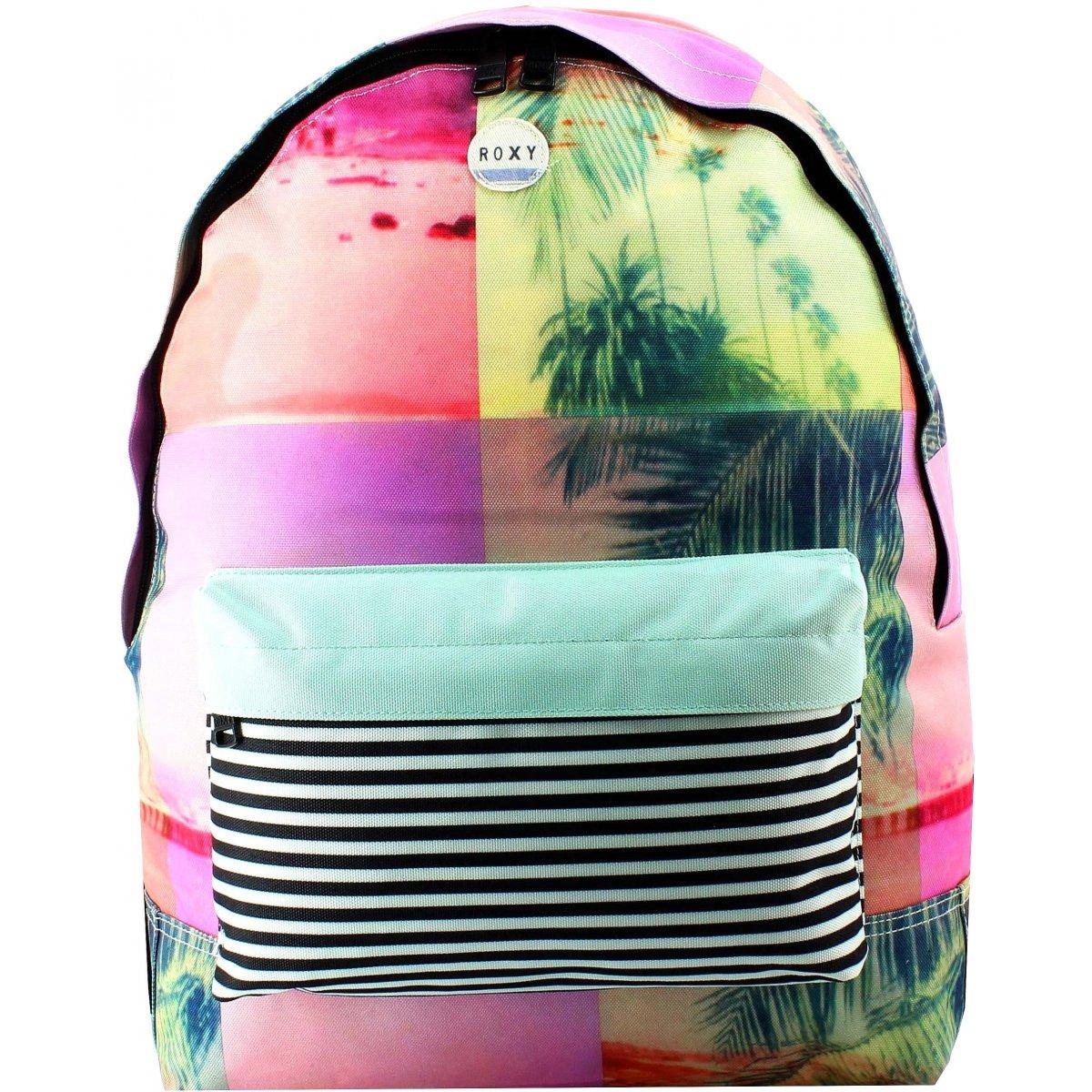 sac dos scolaire roxy p03218wcd7 couleur principale assortis. Black Bedroom Furniture Sets. Home Design Ideas