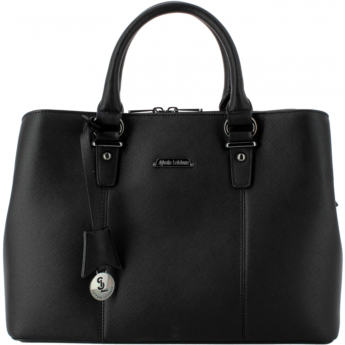 Sac main shopping sylvain lef bvre taille m sl645152 for Solde porte entree