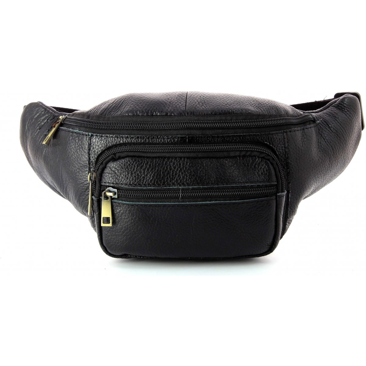 sac banane cuir homme les sacs de k 39 rlot hk631 couleur principale noir. Black Bedroom Furniture Sets. Home Design Ideas