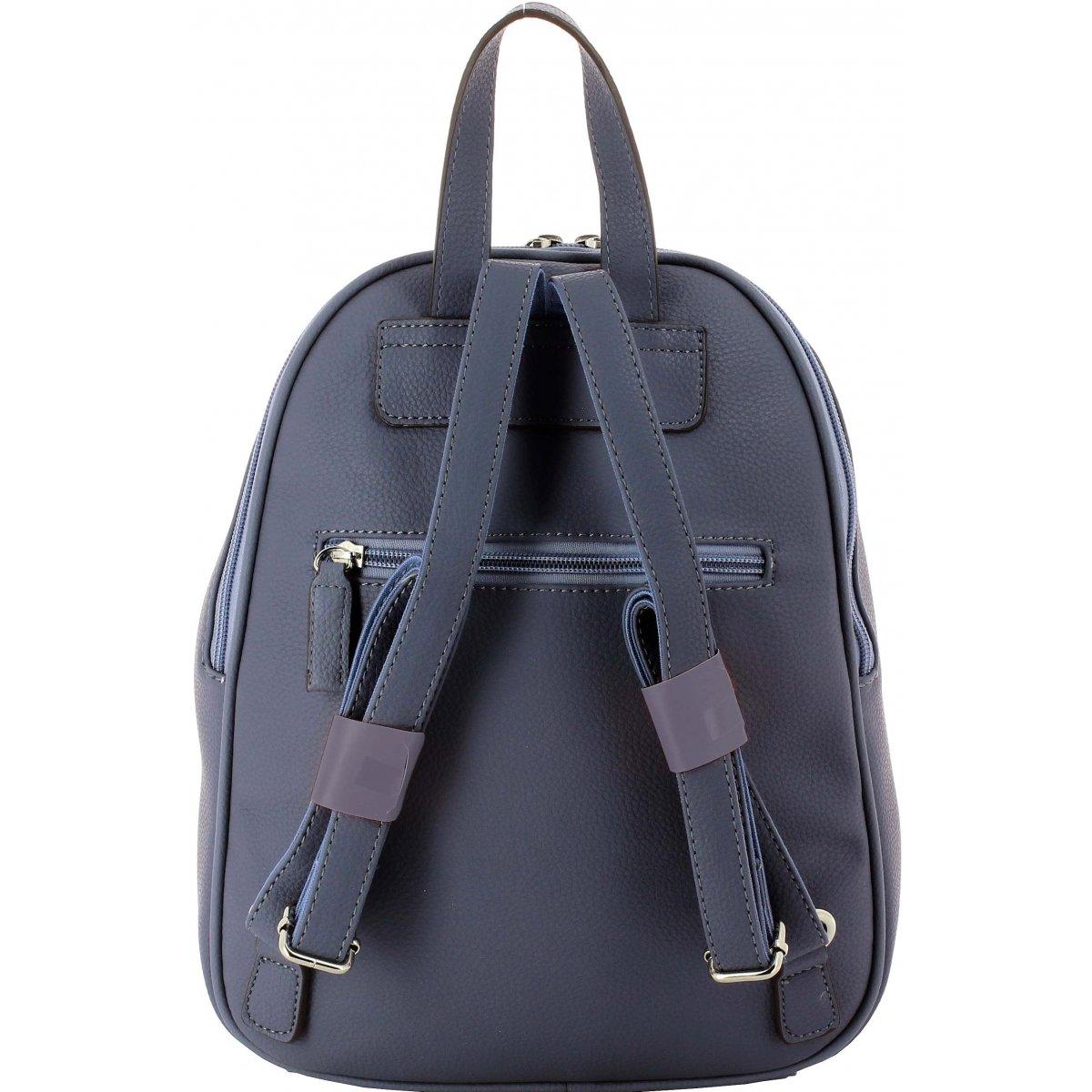 sac dos david jones djcm3018 couleur principale blue jean. Black Bedroom Furniture Sets. Home Design Ideas
