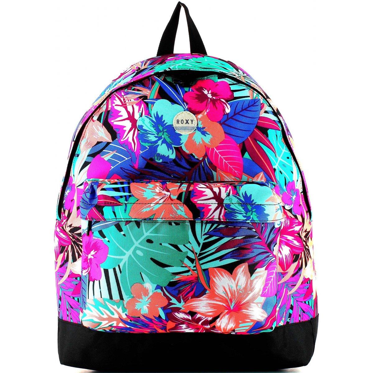 sac dos scolaire roxy p03102kvj6 couleur principale assortis promotion. Black Bedroom Furniture Sets. Home Design Ideas
